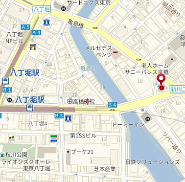 マンション(建物一部)-中央区新川2丁目 その他