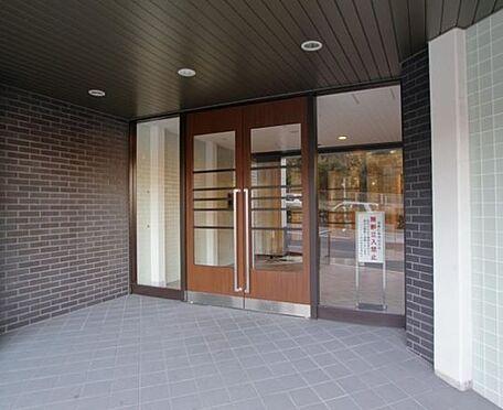 マンション(建物一部)-神戸市北区松が枝町1丁目 オートロック付きで防犯も安心。