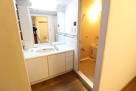 中古マンション-八王子市南大沢5丁目 洗面台・洗面室