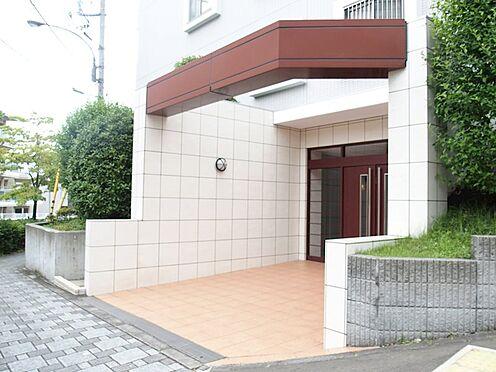 中古マンション-八王子市松木 エントランス!