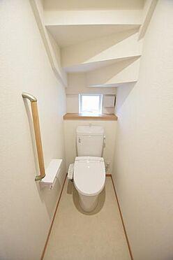 新築一戸建て-多賀城市明月1丁目 トイレ