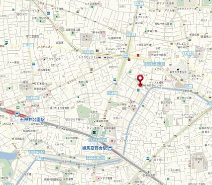 マンション(建物一部)-練馬区高野台2丁目 その他