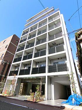 中古マンション-大田区多摩川1丁目 2017年1月築 落ち着いたお洒落な外観