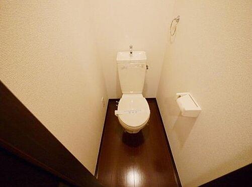 中古マンション-板橋区小豆沢3丁目 トイレ