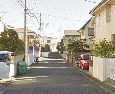 アパート-横須賀市公郷町5丁目 前面道路