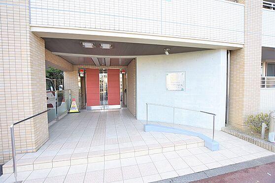 中古マンション-仙台市太白区富沢南2丁目 エントランス