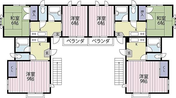 アパート-世田谷区深沢5丁目 1階