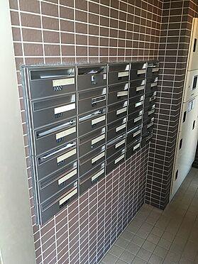 中古マンション-上尾市緑丘3丁目 メールボックス