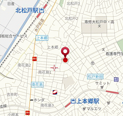 区分マンション-松戸市上本郷 その他