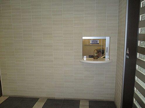 中古マンション-大阪市東成区玉津1丁目 管理人室です