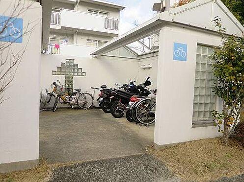 マンション(建物一部)-神戸市垂水区小束山1丁目 駐輪場あり