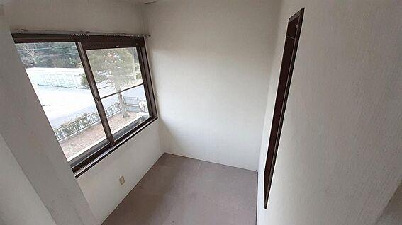 中古一戸建て-東松山市山崎町 主寝室の奥スペース