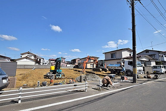 新築一戸建て-石巻市駅前北通り2丁目 外観