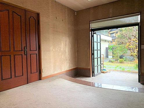 中古一戸建て-額田郡幸田町大字深溝字明本田 ゆったりとしたキッチンスペースなので料理がしやすいです。