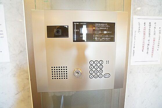 マンション(建物一部)-福岡市中央区長浜3丁目 モニター付きオートロック