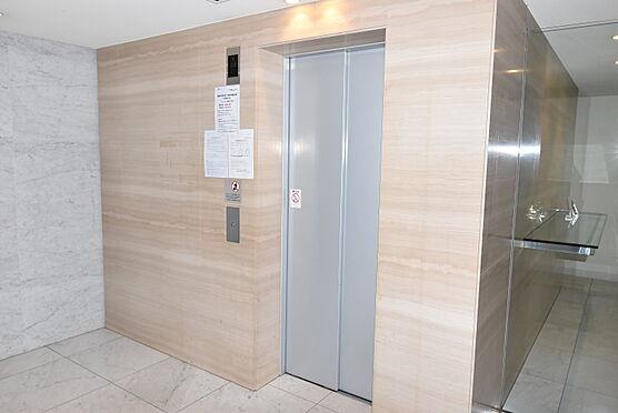 中古マンション-渋谷区神宮前2丁目 エレベーターホール