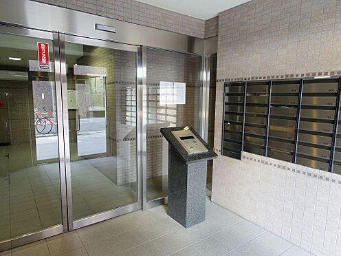 マンション(建物一部)-大阪市西区本田4丁目 綺麗なエントランス