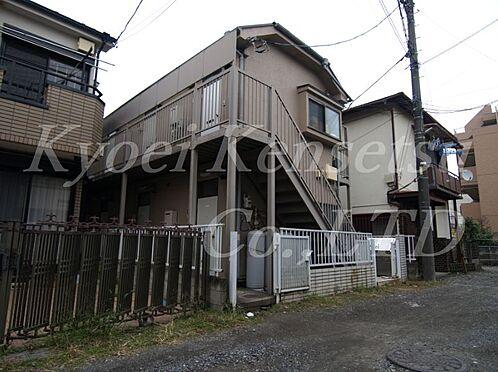 アパート-西東京市南町4丁目 外観