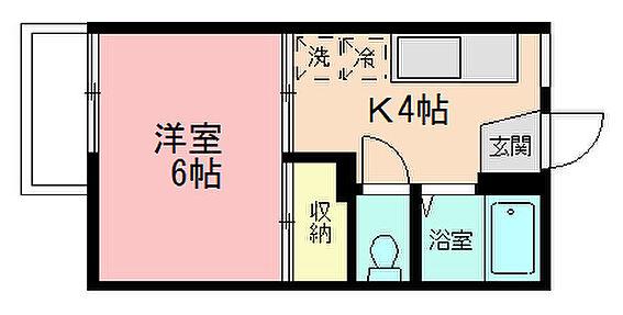 アパート-鶴ヶ島市大字上広谷 間取り