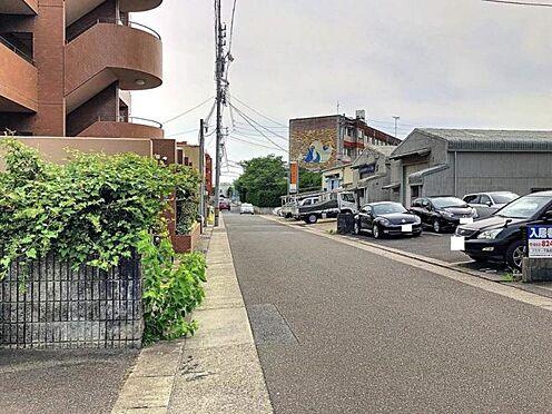中古マンション-名古屋市天白区笹原町 前面道路