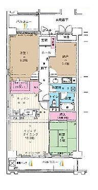 マンション(建物一部)-神戸市西区樫野台5丁目 収納スペース豊富