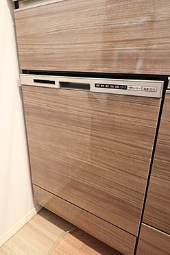 中古マンション-中央区築地7丁目 食器洗浄乾燥機