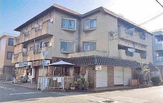 一棟マンション-尼崎市南武庫之荘3丁目 外観