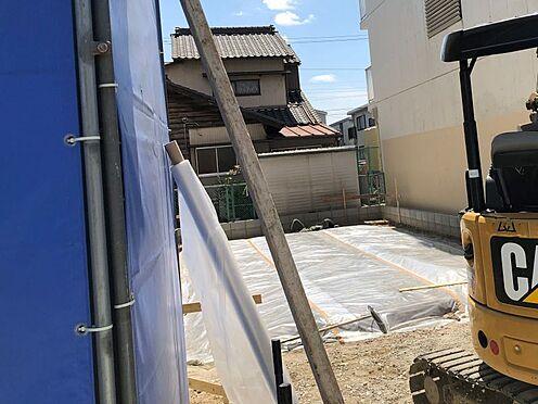 新築一戸建て-名古屋市西区香呑町1丁目 2階各居室にウォークインクローゼットがあり収納スペースも豊富です。