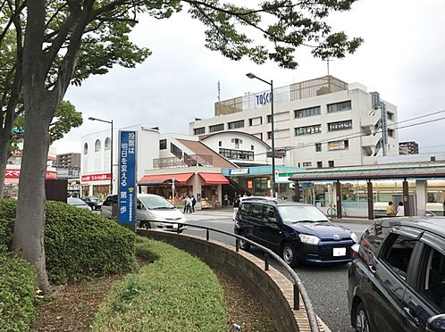 土地-越谷市大字大泊 せんげん台駅 東口(1297m)