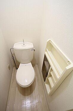 アパート-熊谷市石原1丁目 トイレ