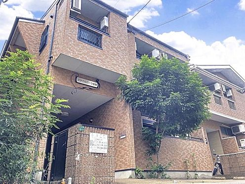 アパート-福岡市博多区吉塚1丁目 外観写真です。