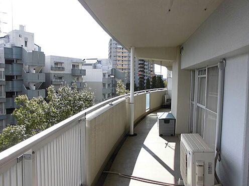 中古マンション-稲城市長峰3丁目 ワイドスパンのバルコニー