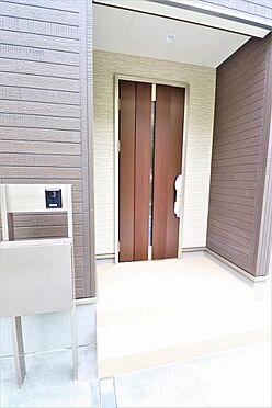 新築一戸建て-仙台市若林区若林1丁目 玄関