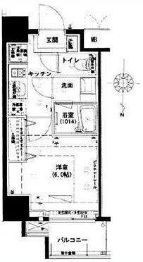 マンション(建物一部)-豊島区池袋本町1丁目 ハーモニーレジデンス池袋#002・ライズプランニング