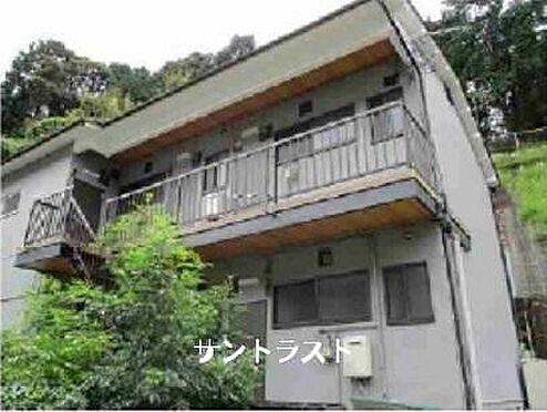アパート-京都市東山区今熊野南日吉町 外観