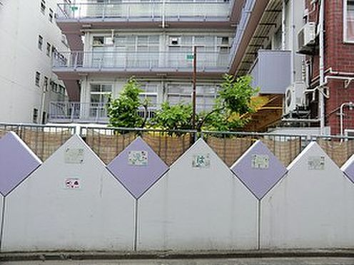アパート-渋谷区西原3丁目 周辺環境:上原保育園