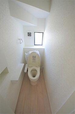 戸建賃貸-仙台市太白区西多賀5丁目 トイレ