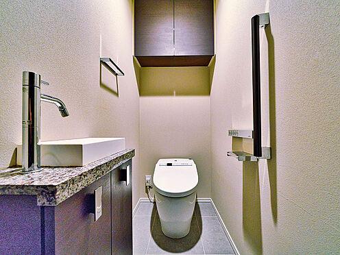 区分マンション-新宿区南元町 トイレ(写真の家具・什器は価格には含まれません)