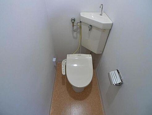マンション(建物全部)-松戸市新松戸南1丁目 トイレ