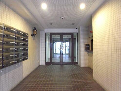 マンション(建物一部)-京都市北区紫野宮東町 広々としたエントランス