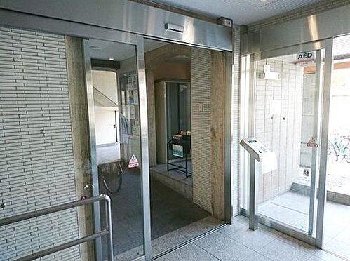 マンション(建物一部)-大阪市中央区高津3丁目 オートロックを採用するなど防犯性に配慮
