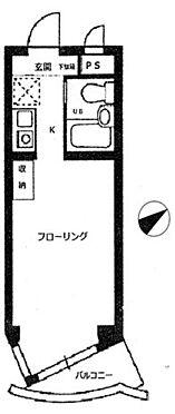 マンション(建物一部)-相模原市中央区矢部4丁目 バルコニー付き、個性的な間取りです。