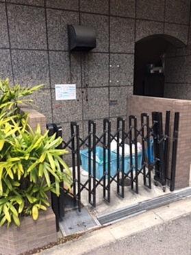 中古マンション-大阪市中央区鎗屋町2丁目 共用部分(ごみステイション)