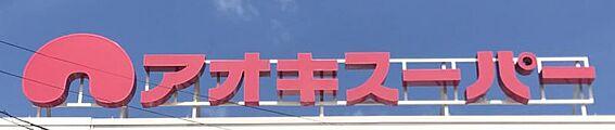 戸建賃貸-半田市新池町2丁目 アオキスーパー乙川店 798m 徒歩約10分