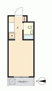 マンション(建物一部)-川崎市中原区木月大町 間取り