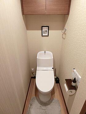 中古マンション-目黒区上目黒2丁目 トイレ