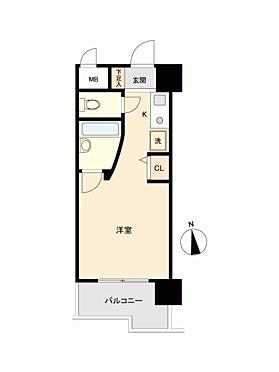 マンション(建物一部)-福岡市博多区千代2丁目 間取り