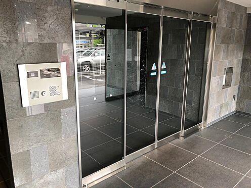 マンション(建物一部)-横浜市神奈川区子安通1丁目 エントランス