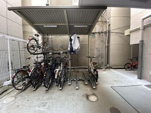 マンション(建物全部)-品川区東五反田5丁目 駐輪場