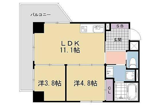 マンション(建物全部)-京都市山科区勧修寺東北出町 寝室